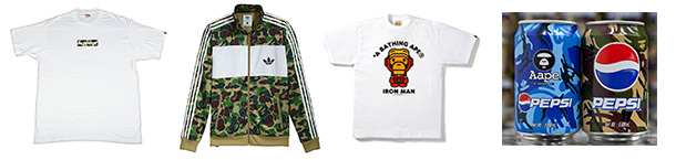 Bape Collab 1